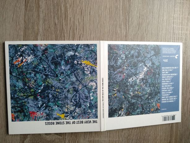 The very best of the stone roses. Cd -mint