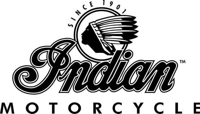 Naklejka INDIAN  motorcycle motocykl