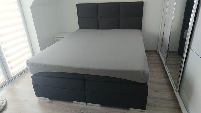Łóżko kontynetalne