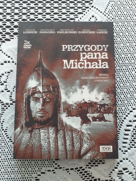 Przygody Pana Michała 3xDVD