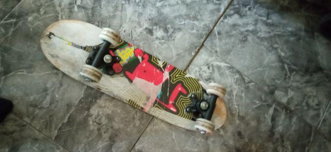 Skate usado pra criança