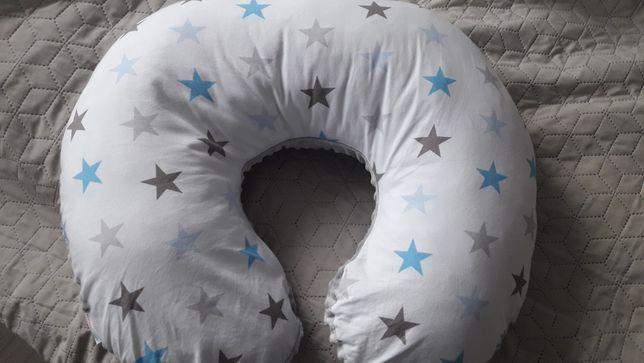 Rogal poduszka do karmienia+ poszewka j.nowe!