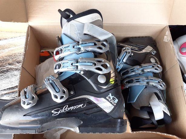 Buty narciarskie Salomon Irony2 X3 roz. 25.5