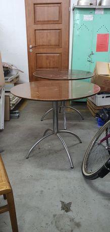 Stół okrągły o średnicy 90