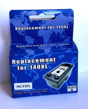 Картридж MicroJet для HP №140XL Black (CB336HE) (HC-F37L) Новый