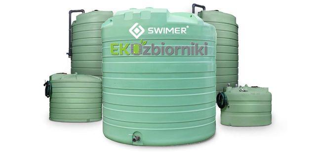 Zbiornik SWIMER na nawozy płynne, RSM Agro Tank 40000l
