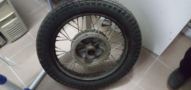 Колесо задние в сборе мотоцикл МТ СССР