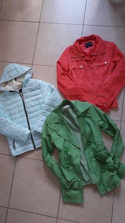 Płaszczyk, kurtki M