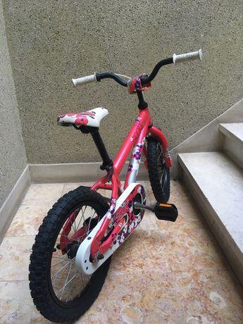 Bicicleta Scott contessa JR 16/menina