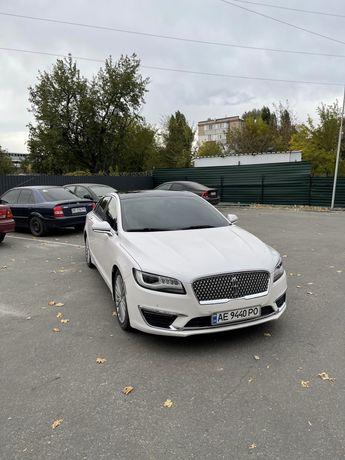 Lincoln mkz hibrid