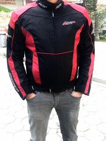 Мото куртка экипировка мотозащита мужская с защитой
