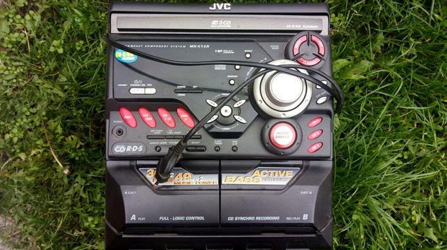 Музыкальный центр JVC MX-K15R