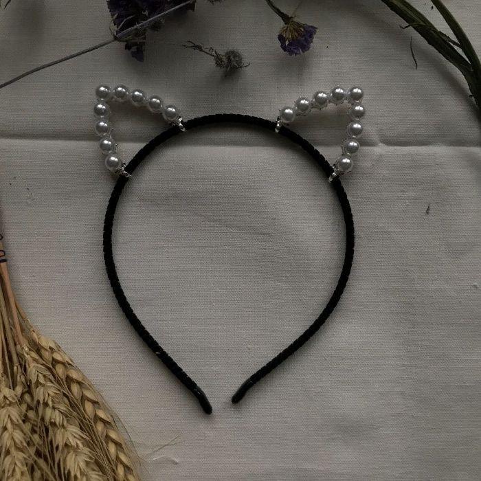 8 видов обруч ободок для волос. Одежда Киев - изображение 1