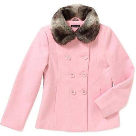 Укороченное пальто George 140-146