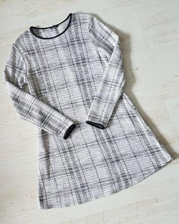 Sukienka dzianinowa XL