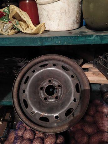 R14 VAG Диски стальные