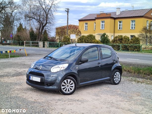Citroën C1 Benzyna  100% Oryginał 2011rok Ekonomiczny  Gwarancja