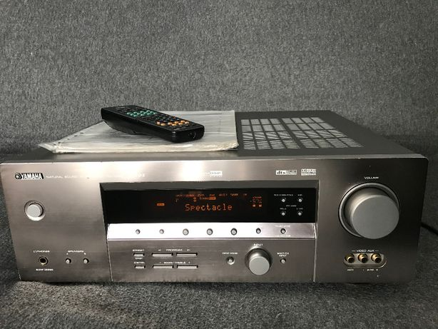 Amplituner kino domowe 6.1 Yamaha RX-V450 6x130W DTS RDS