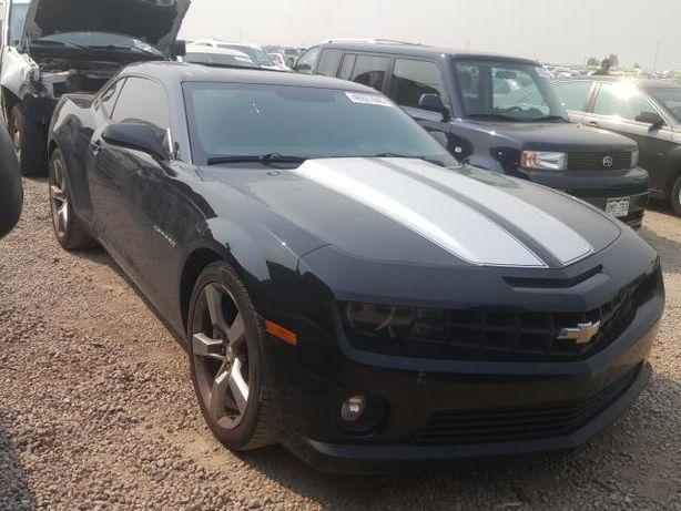2012 CHEVROLET CAMARO 2SS. Авто находится на аукционе в США.