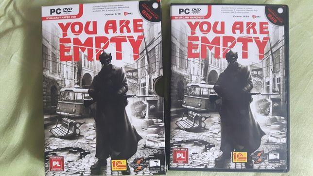 Gra You Are Empty PC wersja językowa pl komputer używana
