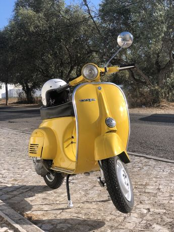 Vespa 50s kit 75cc