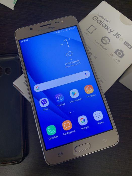 Телефон Samsung galaxy j5 Белая Церковь - изображение 1