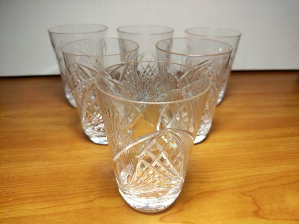Хрустальные стаканы. Комплект стаканов