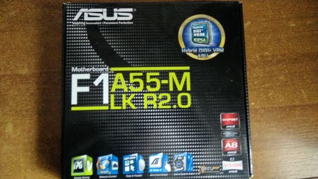 Asus F1A55-M LK R 2.0 + AMD A4-3400