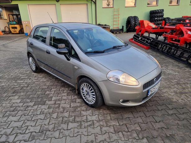 Fiat Grande Punto 1,4 gaz z klimatyzacją