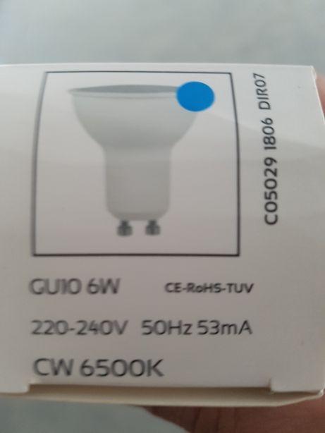 Lâmpadas LED 1€ NOVAS
