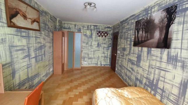 Duży jasny pokój w domu