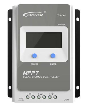 EPEVER TRACER controlador solar MPPT para carga de baterias 12/24V