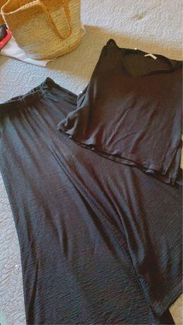 Calcas e tshirt zara