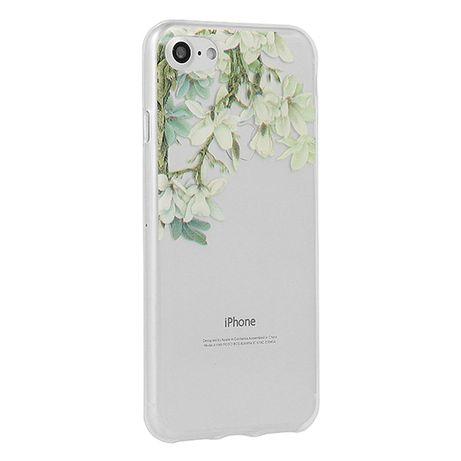 Etui Telone Floral Etui Silikon Xiaomi Pocophone F1 Jasmine