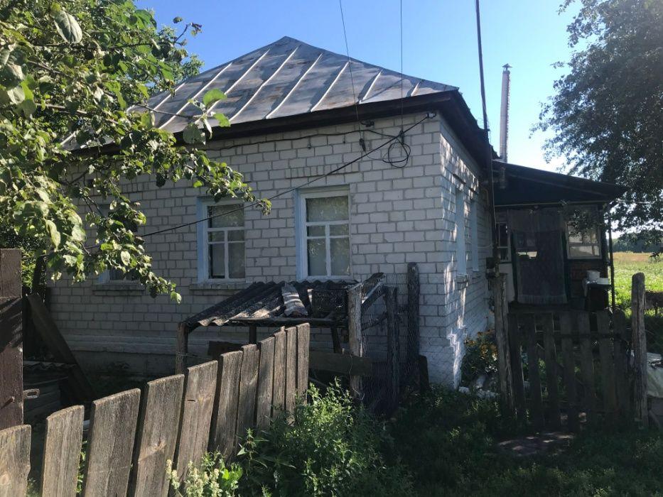 Продам дом,с.Ленинское, Кролевец.р-н, Сумская обл., с земельным участк Ленинское - изображение 1