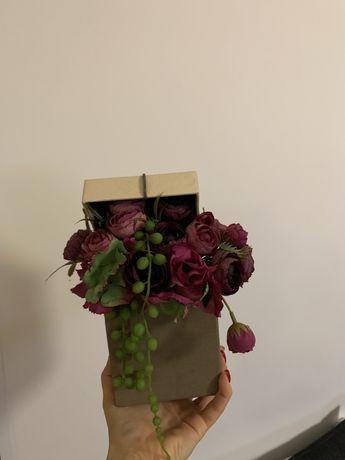 Kwiatowy box