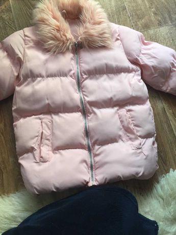 Куртка зима на 10-11 лет