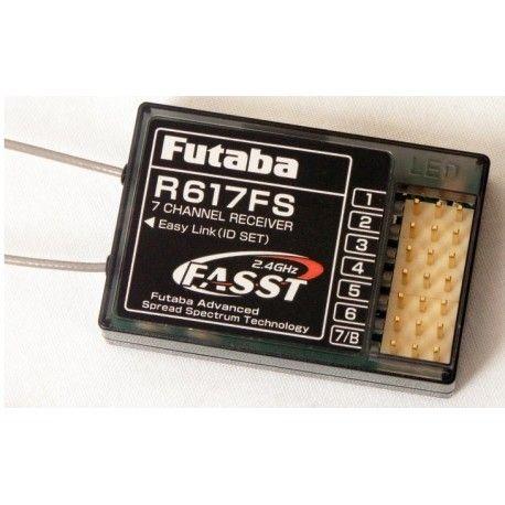Odbiornik Futaba R617FS Fasst 2,4Ghz 7CH