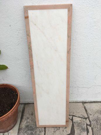 Pedra mármore ou tampo de mesa/bancada de Carrara (Itália)