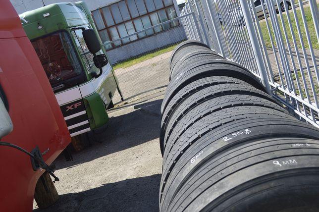 Шины резина скаты грузовые ведущие, руль 315/70 R22.5 до 11 мм остатка