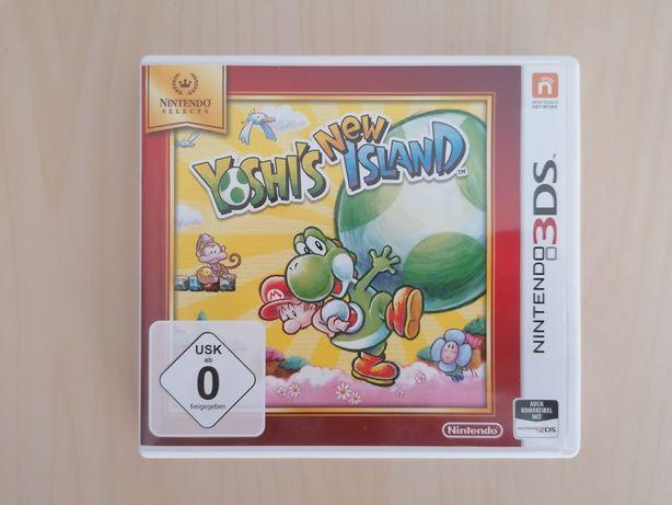 Gra na Nintendo 3DS XL Yoshi's New Island