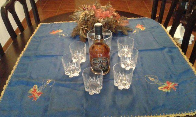 Copos e Balde whisky