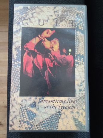 The Cult - Dreamtime VHS