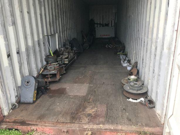 Części do Claas Lexion 405,430,760,770,780 , Tucano 440, New HollandCR