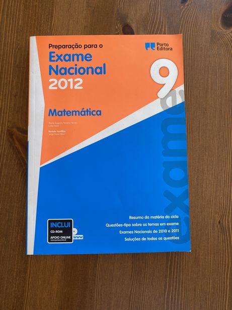 Exames nacionais Matematica 9 Ano
