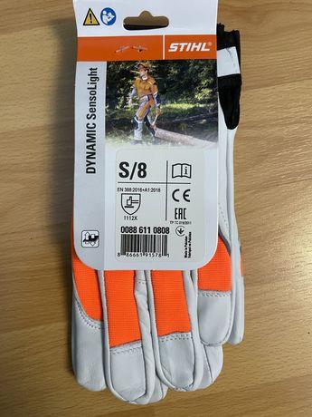 Професійні робочі рукавиці Stihl DYNAMIC SensoLight (оригінал)