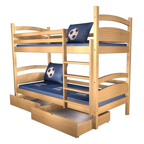 Łóżko piętrowe * Producent * pracownicze