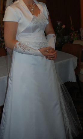 Sprzedam sukienke ślubna