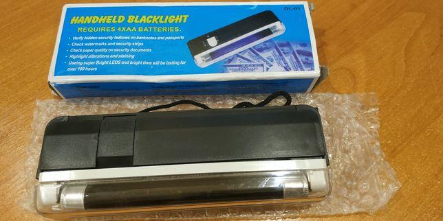 УФ-индикаторная лампа свет для проверки денег