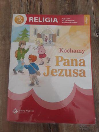 Podręcznik Religia kl. II wyd. ŚWIĘTY WOJCIECH